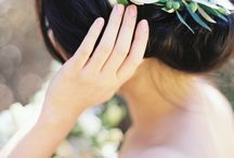 Wedding Hair Inspiration / Wedding Hair Inspiration