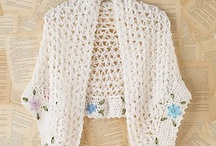 Crochet Shrugs, Shawls, & Cowls