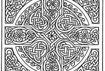 celtic patern