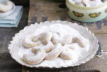 Weihnachtsbäckerei - Plätzchenrezepte & Co. / In der Weihnachtsbäckerei .... Hier gibt's die besten Rezepte für Plätzchen und Adventsgebäck. Viel Freude beim Backen und Naschen.