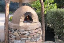 cob outdoor ovens