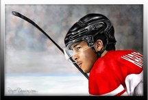 ice hockey senior pictures
