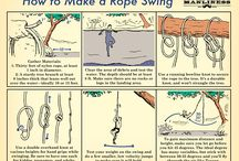 Rope swing vann mylla