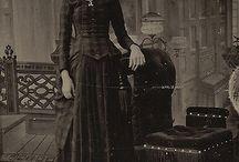 Historiska foton på människor