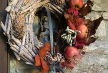 I colori e i frutti dell'autunno