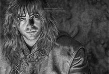 Hobbit + LotR / by Sam