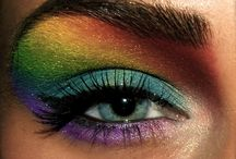 Color me Beautiful! / Nails & Make-up! / by Cindy Jacquez
