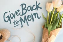 #TimeForMom / Share your time. Share the moment. Make a mother's day happy. Starting Friday, May 8,2015 join us to see how much time we can give back to moms within 48 hours. Share your moments using #TimeForMom and we will count the hours you are giving to make a mother's day happy. / by Mormon Channel