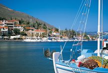 Agia efimia / Griekenland