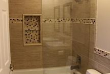 Inspiration - Bathrooms