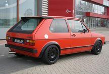 VW car's.