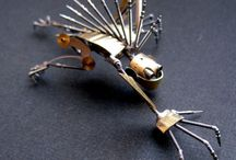 mechanical creatures