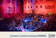 Comano Cattoni Holiday_EVENTS / Tutti gli eventi e le manifestazioni da vivere a Comano Terme in Trentino
