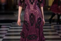 Autumn Winter 2016-17 / Bora Aksu Autumn Winter 2016-17 collection at London Fashion Week