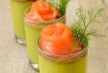 finger food salati