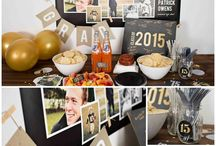 Graduation Party / Party ideas / by Tylynn Tyszka