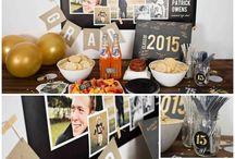 Graduation Party / Party ideas