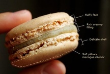Macarons / L♥VE! / by Mareeeeah
