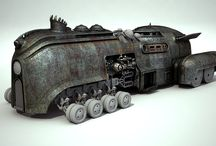 Steampunk A