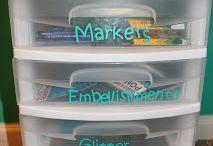 Organization / by Ann Blissitt