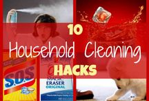 {Homemade Cleaning} / All my favorite pin about homemade and DIY cleaning recipes and tricks.