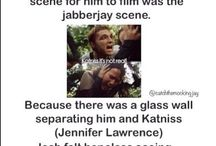 Joshifer / Josh Hutcherson and Jennifer Lawrence and the love that can never be