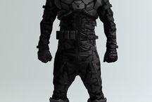 концепт костюма