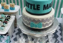 baby theme party ideas / Little man || Forest & wild animals || Nautical & more