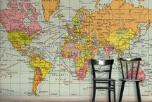 Addicted to Maps / Maps, maps, maps! We love them! / by Her Packing List