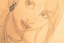 Dessins Crayons✔ / dessins fait essentiellement au crayon a papier!✏