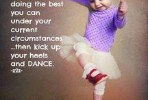 Dansen, Dansen, Dansen / Alle soorten dans