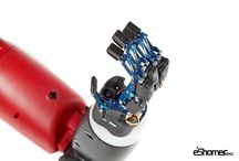 ساخت دست رباتیک نرم با حس لامسه