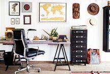 workspace / To, w jakiej przestrzeni pracujemy, wpływa na to jak nam się pracuje. Warto zadbać o piękno i wygodę, by móc pracować efektywniej i zarażać innych pozytywną energią.