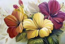 Pintura em tecido  ( 6 )