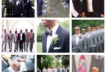 The Boys Are Back! / All about the Groom and Groomsmen!