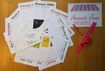 Calendars and organisers