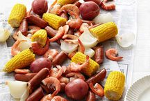 EAT - Low Country Boil / Dinner party idea / by Roam & Home
