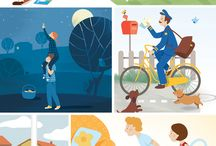 Maria Chiara Banchini / Lemonade Illustration Agency / Maria Chiara Banchini is represented worldwide by Lemonade Illustration Agency. Lemonade is multi-disciplined Artist Agency representing over 125 leading illustrators. This is just a small selection of images from the illustrator's portfolio.