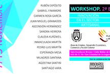 II  WORKSHOP / El Espacio Bronzo presenta los trabajos del Workshop de Innovación en el sector artesanal organizado por el Cabildo de Tenerife