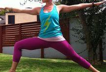 Peace, love & yoga / by Samantha Nowell