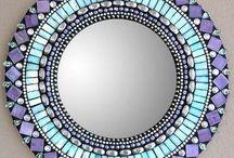 espejos, estilos varios
