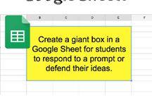 Astuces Google / Google Sheets -  Google Form - Google Docs - Google Slides - Google Sites