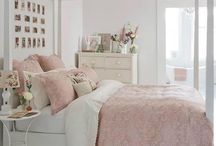 Pretty in pink kamer idees