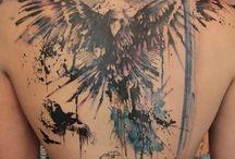 Cool tattoos & piercings