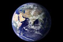 Земля.