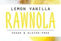 Raw food rawnola