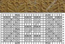 ideat neuleet 11 - knitting ideas 11