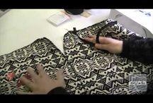 DIY - Sy en .... / Følg med at se, hvordan beklædning og interiør syes trin for trin