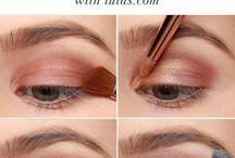 Ideas of makeup