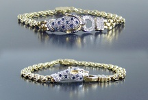 Vintage Jewellery / Collection of Vintage jewellery From the Art Deco, Art Nouveau and Retro periods